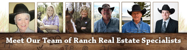 meet the ranches only realtors
