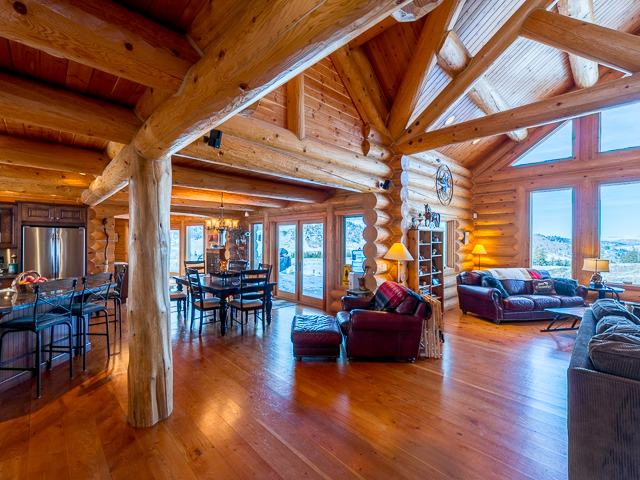 Morning Side Ranch >6465 Trapp Lake Road | Kamloops |162 Acres | Magazine Worthy! A beautiful piece of paradise