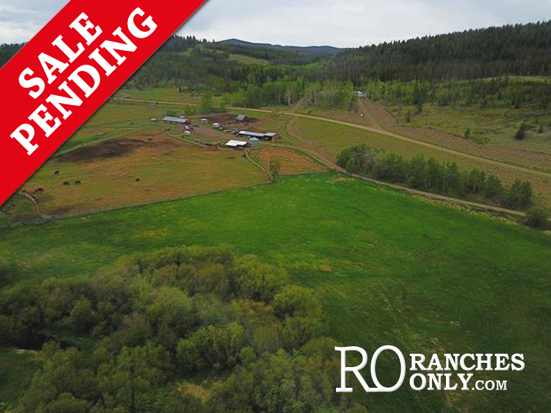 Twilight Ranch > Big Creek, Cariboo Chilcotin | Cattle Ranch | 828 Acres