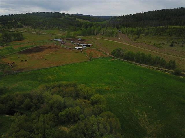 Twilight Ranch > Big Creek, Cariboo Chilcotin | Cattle Ranch | 828 Acres | 240 Acres Hay | Range License 230 Cows+Bulls