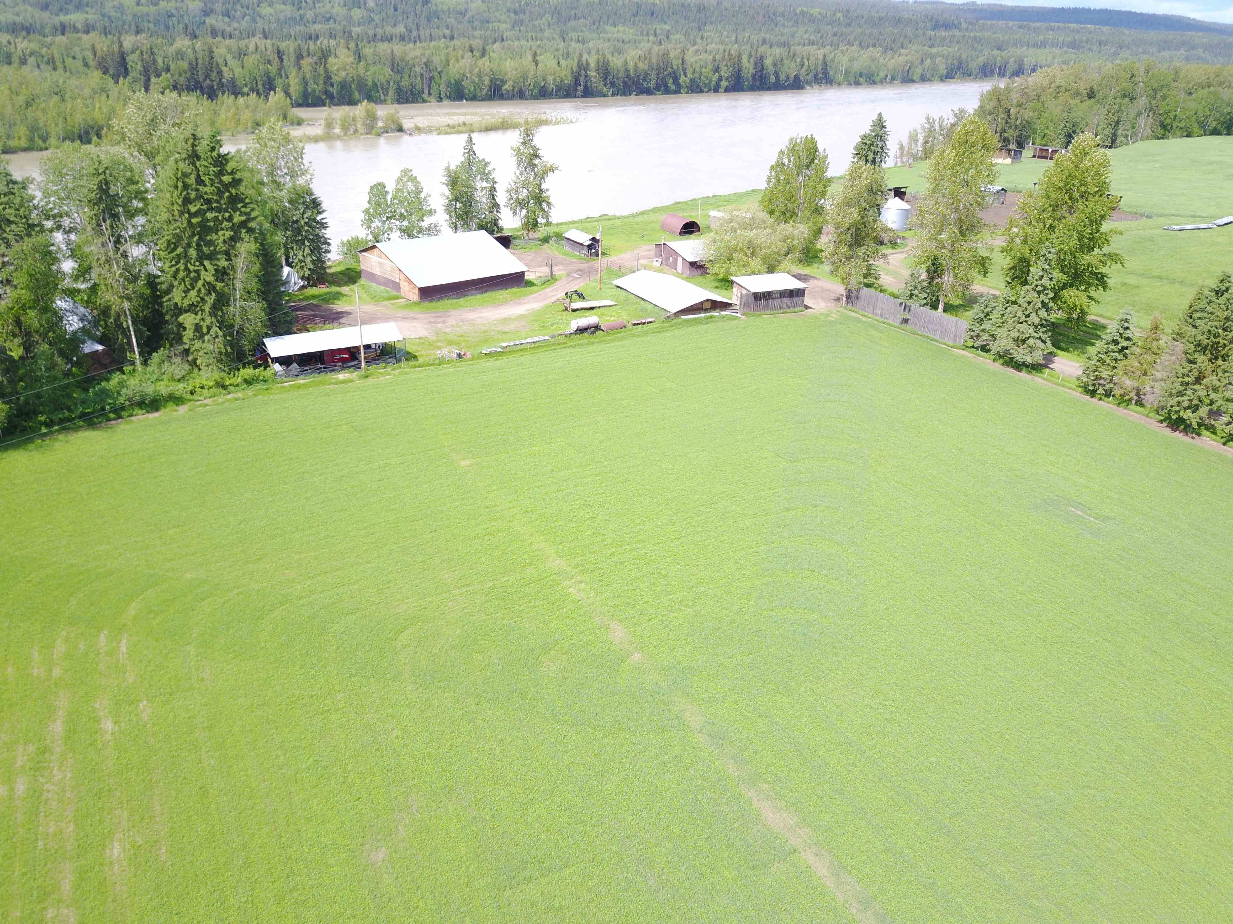 RST Angus Ranch >Hixon | 700 Acres | Fraser River Front