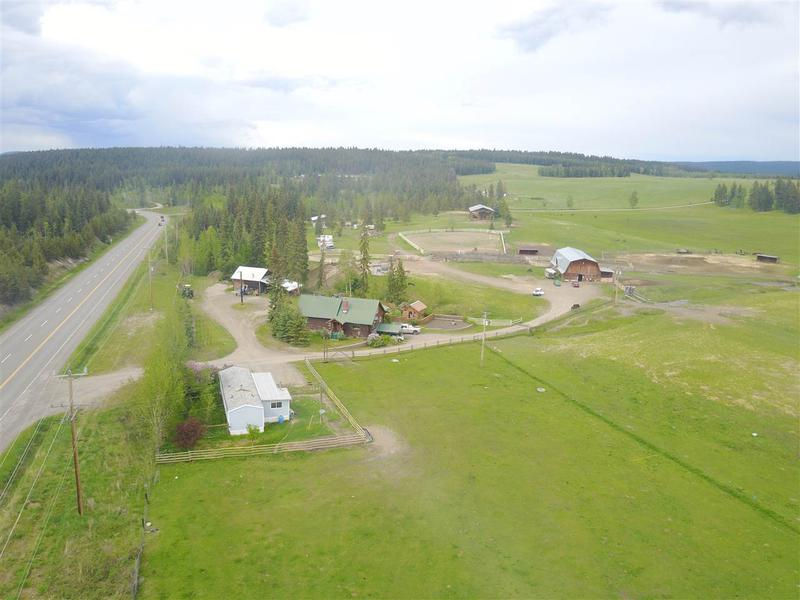 Minton Creek Ranch >  Williams Lake | 153 Acres | Set up for Horses & Cattle