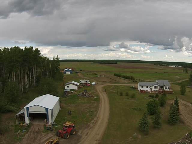 838 Jackfish Lake Road > Chetwynd | 2093 Acres | Working Cattle Ranch w350+ Cow/Calf Capacity | 800 Acres in Hay | Barn & Cattle Handling System | Private Lake|