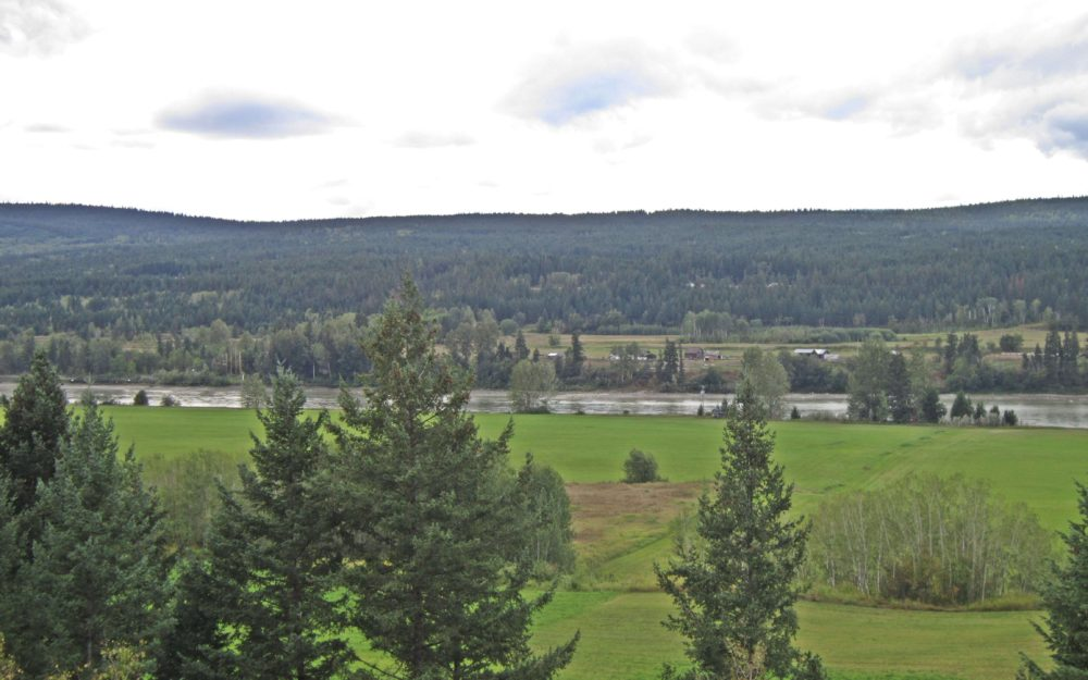 Marguerite Ranches Ltd. > 10502 Hill Road, Quesnel | 2266 Acres| Fraser River Waterfront | Efficient Cattle Operation | Multiple Water Licenses
