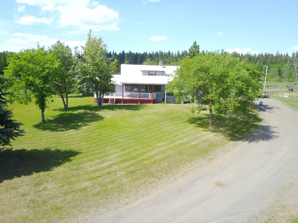 Carpenter Mountain Ranch > Williams Lake   3900 Acres   550 Head Mature Cows   Efficient Cattle Operation   2 Residences   Aircraft Strip & Hanger
