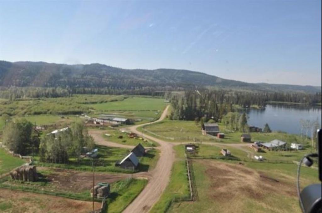 Sharpe Lake Ranch >Interlakes, BC | 741 Acres | 250 Acres Hay | Adjacent Crown Range | Sharpe Lake Frontage | Bonaparte River Frontage