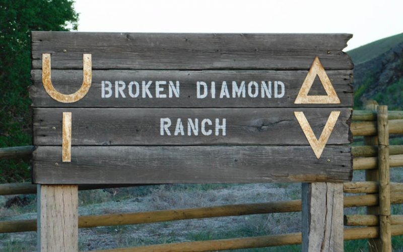 broken diamond ranch
