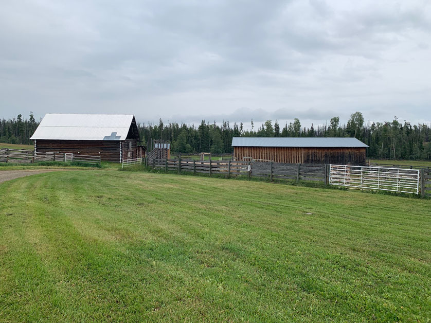 6182 Nazko Road, The Renner Ranch > Quesnel, BC | 828 Acres | 370 Acres sub-Irrigated Hay | Runs 125Cow/Calf Pairs+ 50Yearlings | Adjoining Crown Range 200AUMs | Fenced&Xfenced