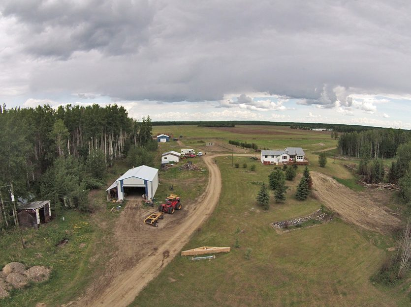 838 Jackfish Lake Road > Chetwynd, BC | 2093 Acres | Working Cattle Ranch w350+ Cow/Calf Capacity | 800 Acres in Hay | Barn & Cattle Handling System | Private Lake
